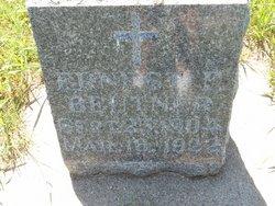 Ernest F Beutner