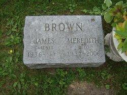 Meredith Weld <I>Deyo</I> Brown