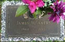 """James W. """"J.W."""" Akers"""