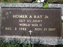 Homer Adrian Ray, Jr