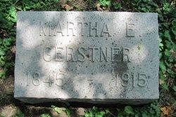 Martha Elizabeth <I>Hooberry</I> Gerstner