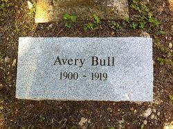 Daniel Avery Bull