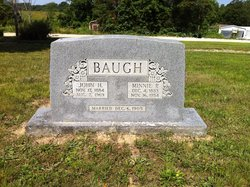 Minnie Pearl <I>Nelson</I> Baugh
