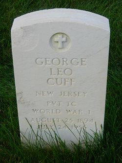 George Leo Cuff