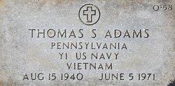 Thomas S. Adams
