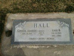 Lynn B Hall