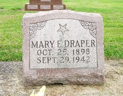 Mary Etta <I>Pace</I> Draper