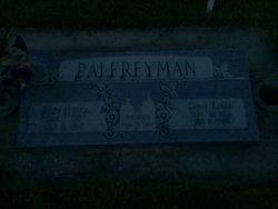 Mary <I>Hadley</I> Palfreyman