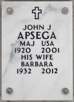 John J Apsega