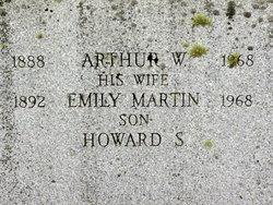 Emily <I>Martin</I> Aither