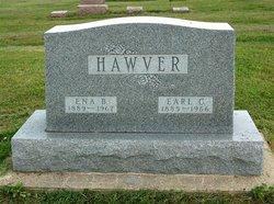 Earl C Hawver