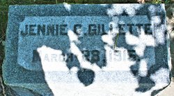 Jennie C Gillette