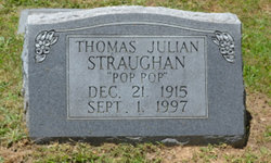Thomas Julian Straughan