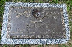 Polly Maude Marie <I>Thackery</I> Bennett