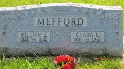 William Ernest Mefford