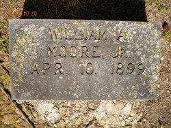 William Andrew Moore, Jr