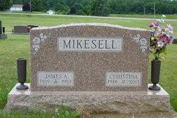 Christina <I>Hepner</I> Mikesell