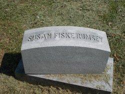 Susan <I>Fiske</I> Rumsey