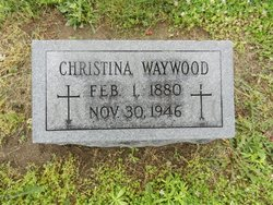 Mary Christine Waywood