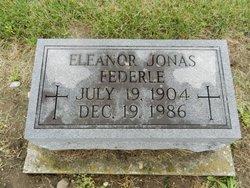 Eleanor Jonas Federle