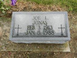 """Joseph L. """"Joe"""" Jonas"""
