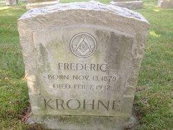 Frederic Krohne