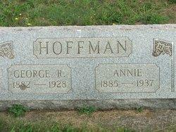 "Emma Anna ""Annie"" <I>Rubendall</I> Hoffman"