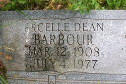 Ercelle V. <I>Dean</I> Barbour