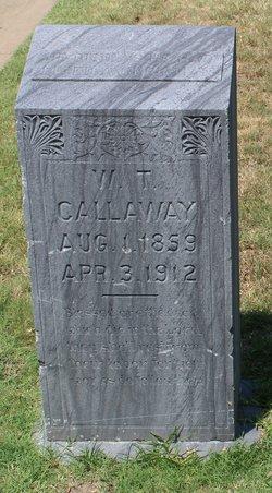 W T Callaway