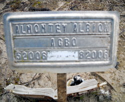 Almontey Albion Agbo
