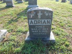 Maria Joanna Agnes <I>Loethen</I> Adrian