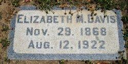 Elizabeth Monks Davis