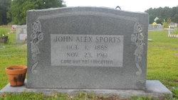 John Alex Sports