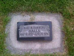 Mary Moiselle <I>Hammond</I> Halls