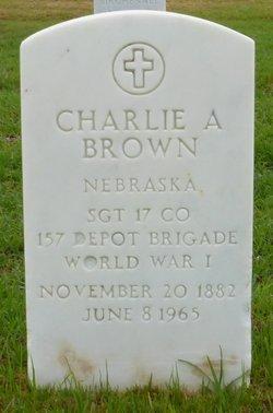 Charlie A Brown
