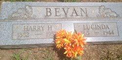 Lucinda <I>Richards</I> Bevan
