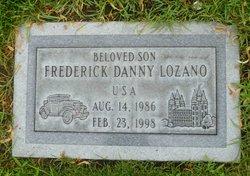 Frederick Lozano
