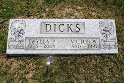 Victor William Dicks