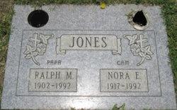 Ralph M Jones