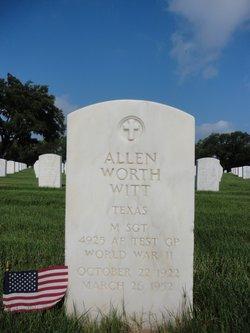 Allen Worth Witt
