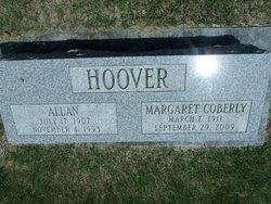 Margaret <I>Coberly</I> Hoover