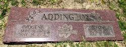 Imogene <I>Brooks</I> Addington