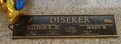 Weldon Radcliffe Diseker, Jr