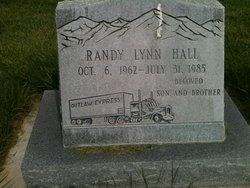 Randy Lynn Hall