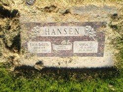 Edna <I>Sheets</I> Hansen
