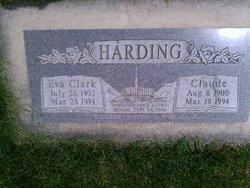Eva <I>Clark</I> Harding