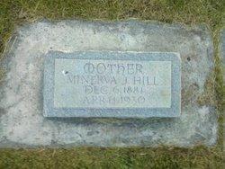 Minerva <I>Johnson</I> Hill