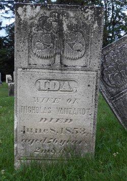Ida <I>Sutphin</I> Van Zandt