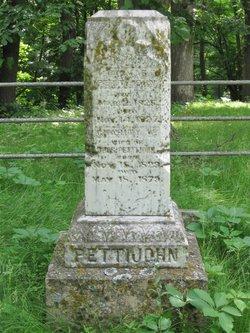 Thomas Pettijohn, Jr