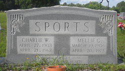 Mellie Corinne <I>Gibson</I> Sports
